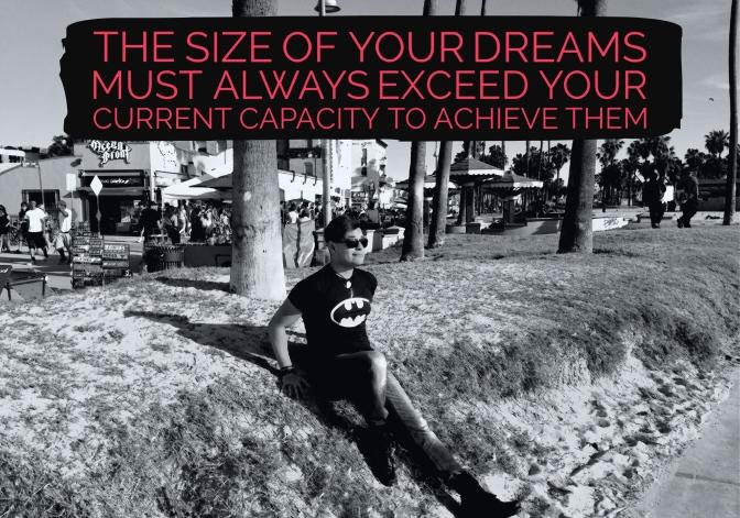 + Dreams > Reality +